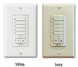 4-Channel Wireless Wall Switch