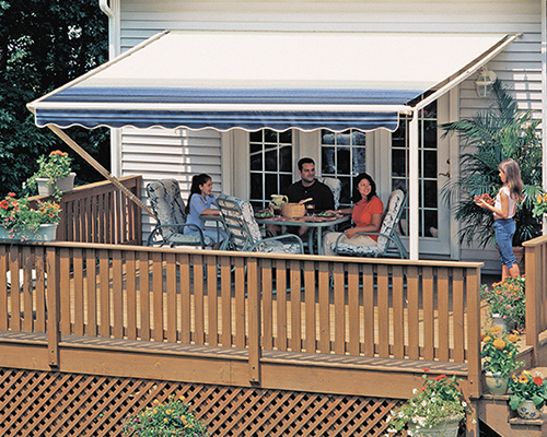 SunSetter Awnings - Retractable Deck and Patio Awning