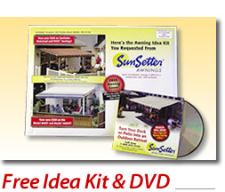 Awnings Free Kit and DVD