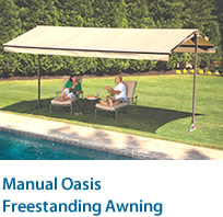 Oasis Manual Awnings