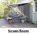Awning Screen Reoom