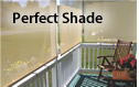 SunSetter EasyShade - Keep your privacy and see through