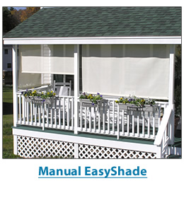 SunSetter Manual EasyShade