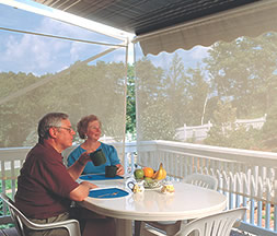 SunSetter Retractable Awnings - Awning accessories