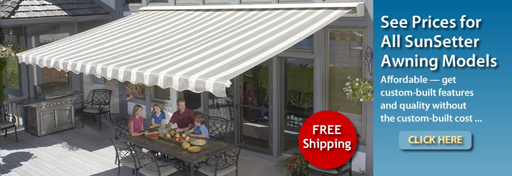 Discount Awning Prices