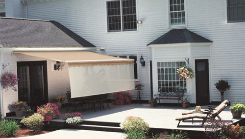 pretty nice 53e44 98f82 SunSetter Awning Models - SunSetter Awnings