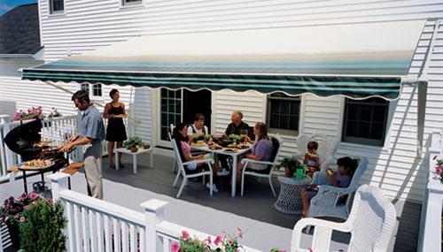 Sunsetter Awning Prices >> SunSetter 1000XT Model Awnings - Manually-Operated Awnings