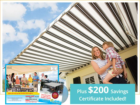 SunSetter Awnings - Catalog Request